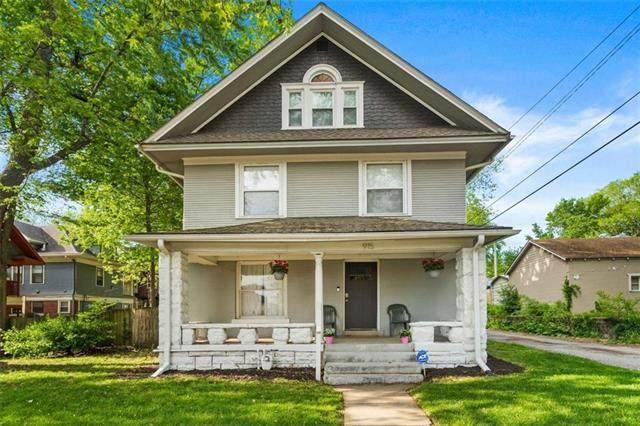915 E 29th Street, Kansas City, MO 64109 (#2320112) :: The Kedish Group at Keller Williams Realty