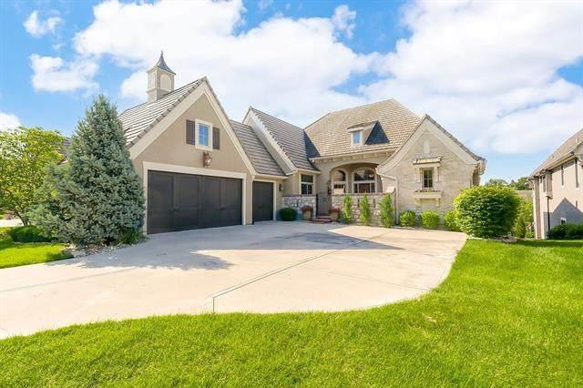 4149 W 151st Terrace, Leawood, KS 66224 (#2320287) :: Audra Heller and Associates