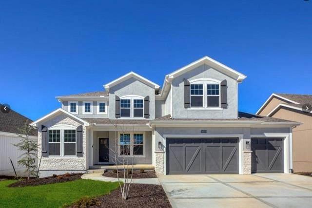 23905 W 70th Terrace, Shawnee, KS 66226 (#2320412) :: Team Real Estate