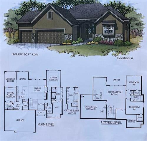 25101 W 92nd Street, Lenexa, KS 66227 (#2320430) :: Team Real Estate