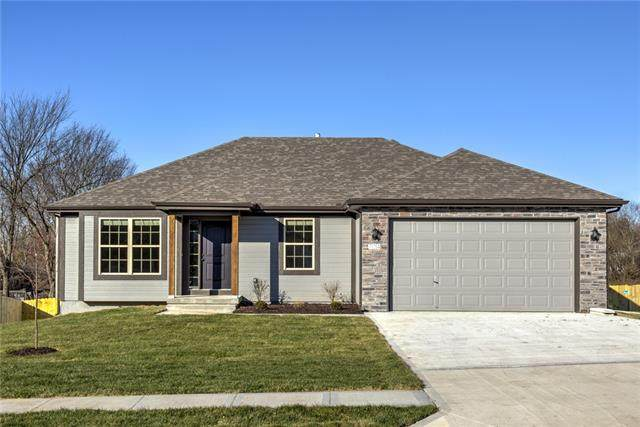 2401 S Old Mill Court, Independence, MO 64057 (#2320461) :: Team Real Estate