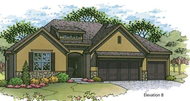 6823 Marion Street, Shawnee, KS 66218 (#2320492) :: Team Real Estate