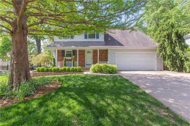 7307 NW 76th Terrace, Kansas City, MO 64152 (#2320616) :: Team Real Estate