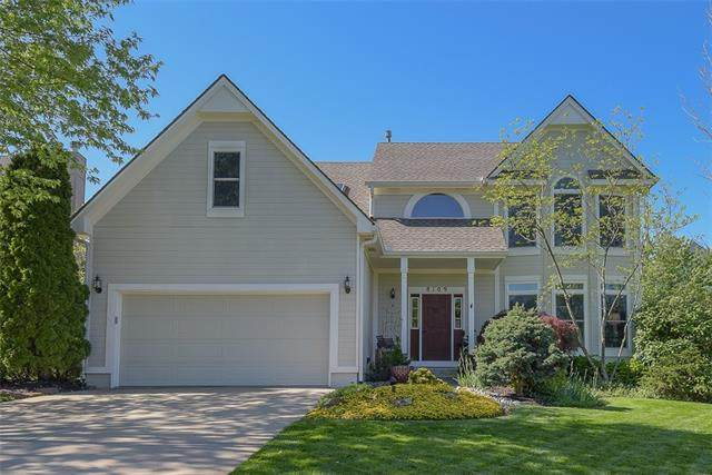 8109 W 142nd Street, Overland Park, KS 66223 (#2320711) :: Tradition Home Group   Better Homes and Gardens Kansas City