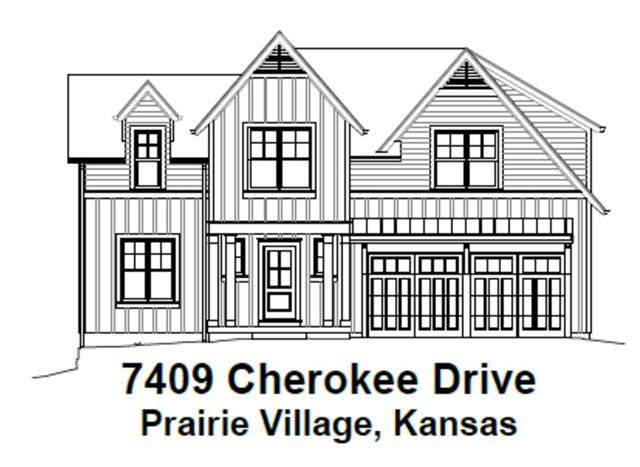 7409 Cherokee Drive, Prairie Village, KS 66208 (#2320790) :: Team Real Estate