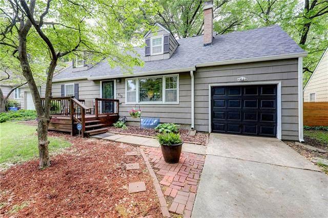619 E 69th Terrace, Kansas City, MO 64113 (MLS #2320877) :: Stone & Story Real Estate Group