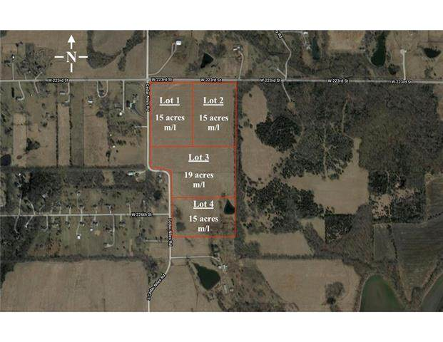 Lot 1 223rd Street, Spring Hill, KS 66083 (#2320901) :: Austin Home Team