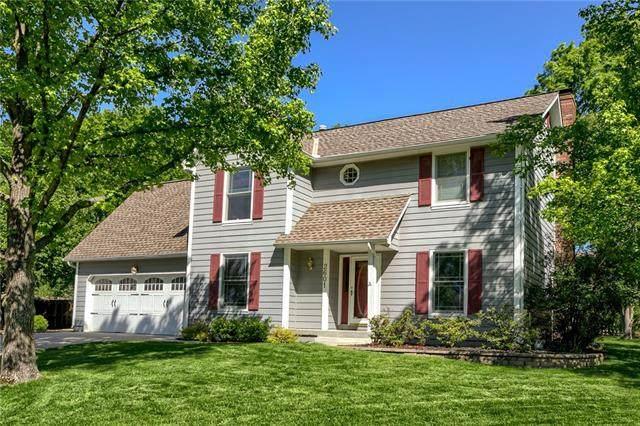 2601 NW Lookout Ridge Street, Lee's Summit, MO 64081 (#2320909) :: Eric Craig Real Estate Team