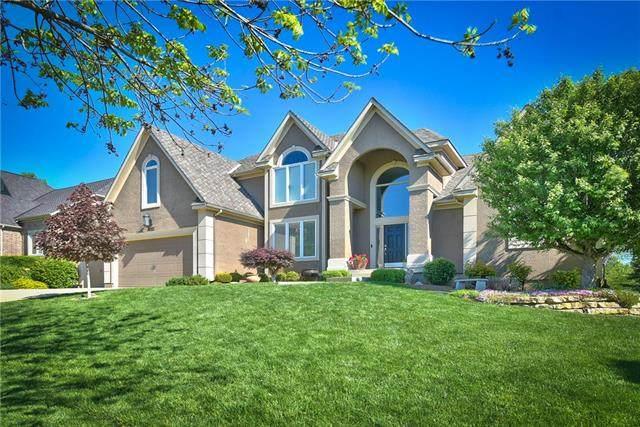 20304 W 93rd Street, Lenexa, KS 66220 (#2320955) :: Tradition Home Group | Better Homes and Gardens Kansas City