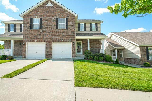 3619 NW 84th Terrace, Kansas City, MO 64154 (MLS #2321028) :: Stone & Story Real Estate Group