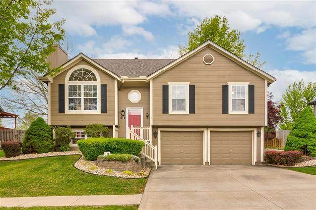 617 SW Westview Drive, Grain Valley, MO 64029 (#2321044) :: Team Real Estate