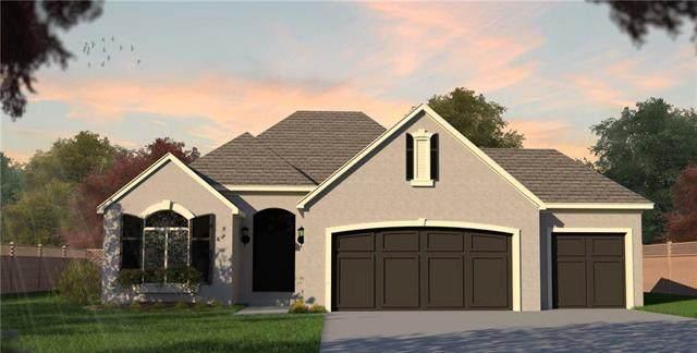 4577 N 144th Terrace, Basehor, KS 66007 (#2321165) :: The Rucker Group