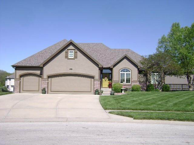 311 Old Trail Run Street, Kearney, MO 64060 (#2321342) :: Ron Henderson & Associates