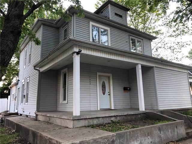1022 S 18th Street, St Joseph, MO 64507 (#2321372) :: Austin Home Team