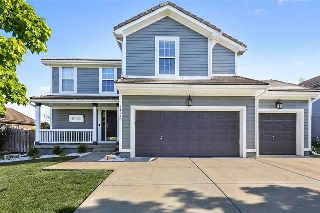 31240 W 170th Terrace, Gardner, KS 66030 (#2321487) :: Eric Craig Real Estate Team