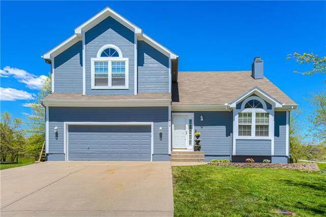 412 Wildflower Lane, Kearney, MO 64060 (#2321493) :: Austin Home Team
