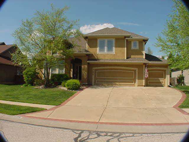 21976 W 175 Terrace, Olathe, KS 66062 (#2321535) :: Austin Home Team