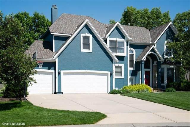 14201 Bond Street, Overland Park, KS 66221 (#2321558) :: Tradition Home Group   Better Homes and Gardens Kansas City