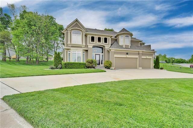 1441 NE Daltons Ridge Drive, Lee's Summit, MO 64064 (#2321581) :: Eric Craig Real Estate Team