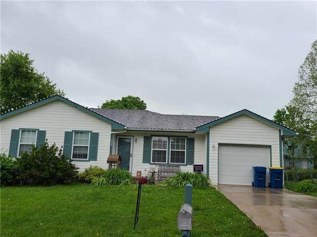 609 Younger Street, Kearney, MO 64060 (#2321616) :: The Rucker Group