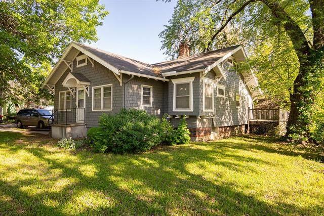 510 E Logan Street, Ottawa, KS 66067 (#2321623) :: Tradition Home Group   Better Homes and Gardens Kansas City