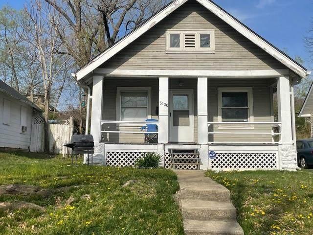 5136 Bellefontaine Avenue, Kansas City, MO 64130 (#2321667) :: The Gunselman Team