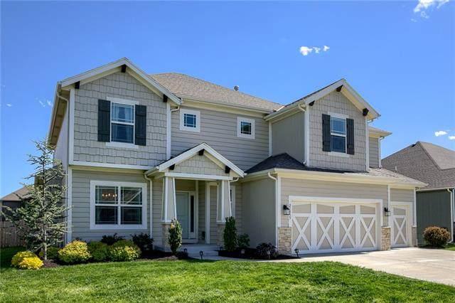 21855 W 176 Terrace, Olathe, KS 66062 (#2321726) :: Five-Star Homes