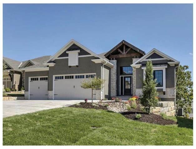 4817 NE Jamestown Drive, Lee's Summit, MO 64064 (#2321759) :: Eric Craig Real Estate Team
