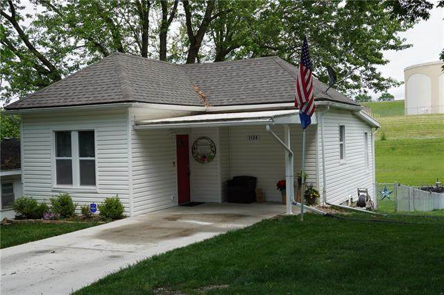 1124 S 7th Street, Atchison, KS 66002 (#2321898) :: Audra Heller and Associates
