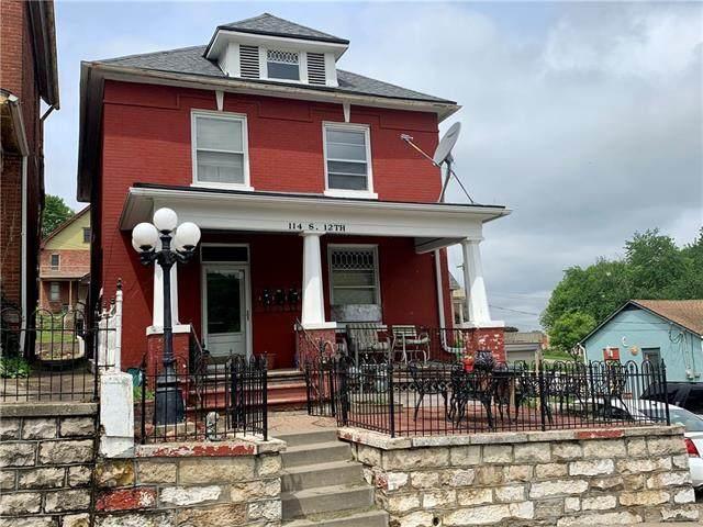 114 S 12th Street, St Joseph, MO 64501 (#2322015) :: Eric Craig Real Estate Team