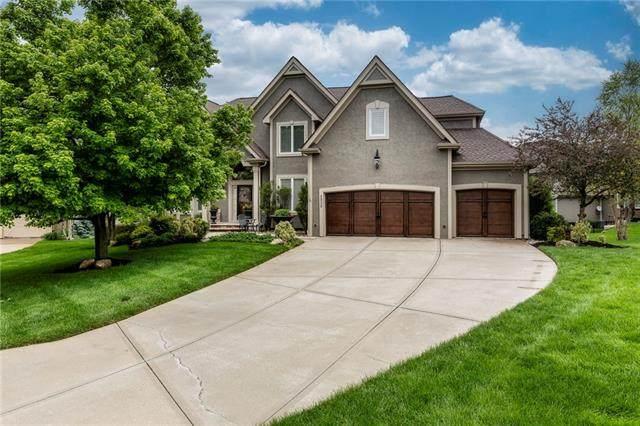 4808 W 157th Street, Overland Park, KS 66224 (#2322034) :: Five-Star Homes