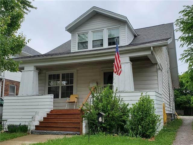 321 E Market Street, Warrensburg, MO 64093 (#2322162) :: Eric Craig Real Estate Team