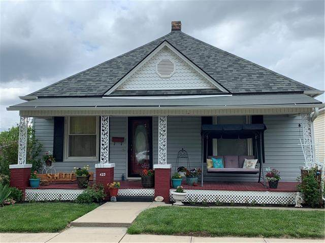 423 Kentucky Street, St Joseph, MO 64504 (#2322223) :: Audra Heller and Associates