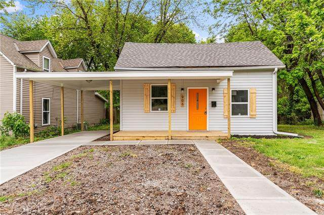 906 S Delaware Street, Independence, MO 64050 (#2322261) :: Audra Heller and Associates