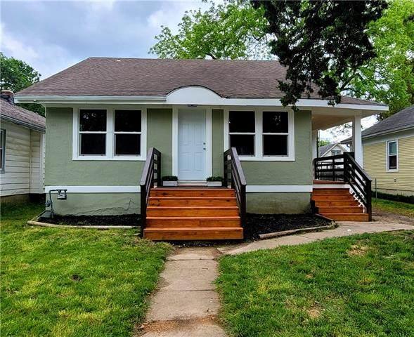 811 S Huttig Avenue, Independence, MO 64053 (#2322439) :: Ron Henderson & Associates