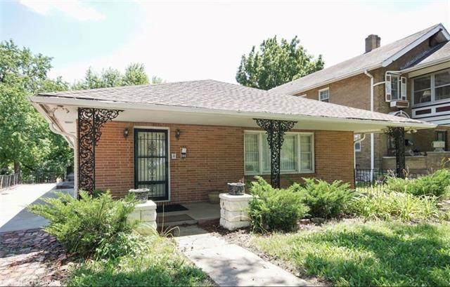 201 S Benton Boulevard, Kansas City, MO 64123 (#2322513) :: ReeceNichols Realtors