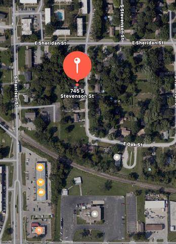 745 S Stevenson Street, Olathe, KS 66061 (#2322582) :: The Kedish Group at Keller Williams Realty