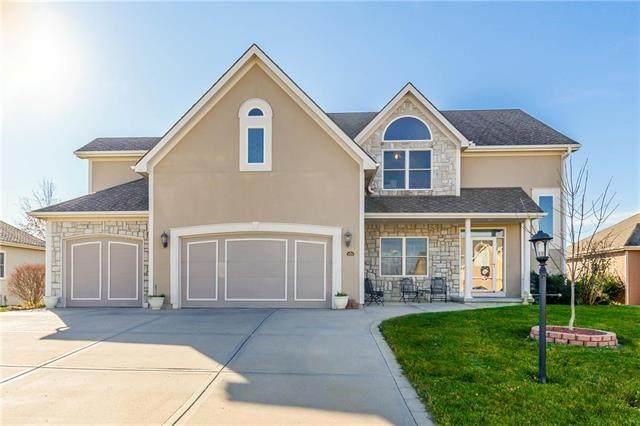 2103 Ridgeview Drive, Leavenworth, KS 66048 (#2322760) :: The Rucker Group