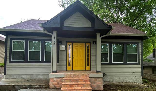 1827 Wood Avenue, Kansas City, KS 66104 (#2322946) :: Audra Heller and Associates