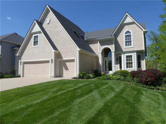 5408 W 163 Court, Overland Park, KS 66085 (#2322971) :: Dani Beyer Real Estate