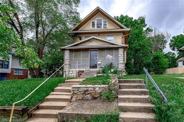 4148 Troost Avenue, Kansas City, MO 64110 (#2323121) :: Eric Craig Real Estate Team