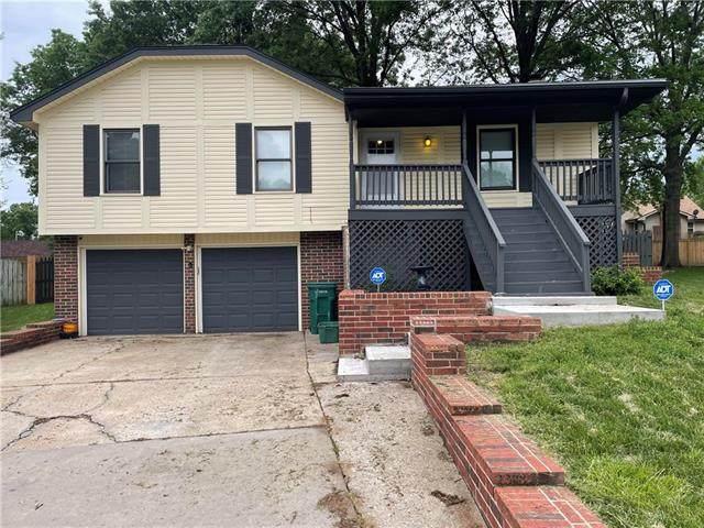 2816 S 53 Terrace, Kansas City, KS 66106 (#2323233) :: Dani Beyer Real Estate
