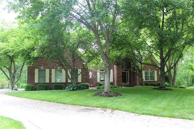 2108 Winding Woods Drive, Liberty, MO 64068 (#2323237) :: The Rucker Group