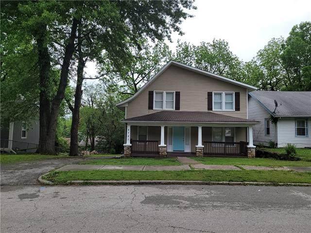 6721 College Avenue, Kansas City, MO 64132 (#2323268) :: The Kedish Group at Keller Williams Realty