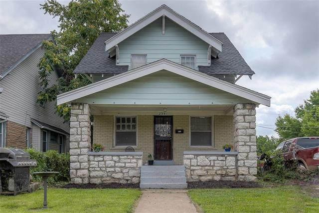 2941 Indiana Avenue, Kansas City, MO 64128 (#2323320) :: The Kedish Group at Keller Williams Realty