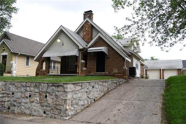 407 N Askew Avenue, Kansas City, MO 64123 (#2323334) :: The Kedish Group at Keller Williams Realty