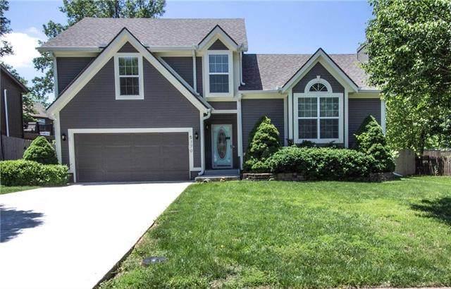 5170 Lakecrest Drive, Shawnee, KS 66218 (#2323391) :: Dani Beyer Real Estate