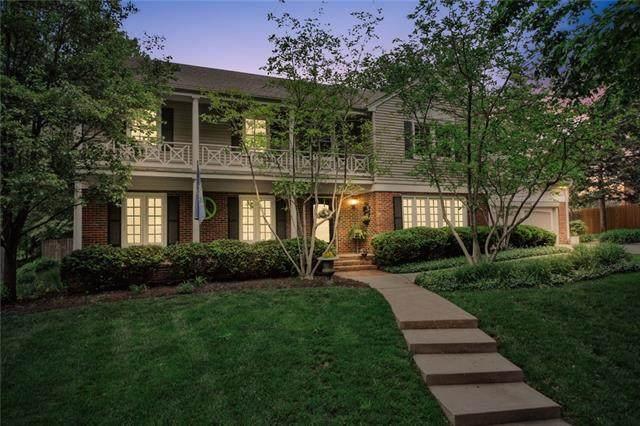 1030 W 67th Terrace, Kansas City, MO 64113 (#2323494) :: Ron Henderson & Associates