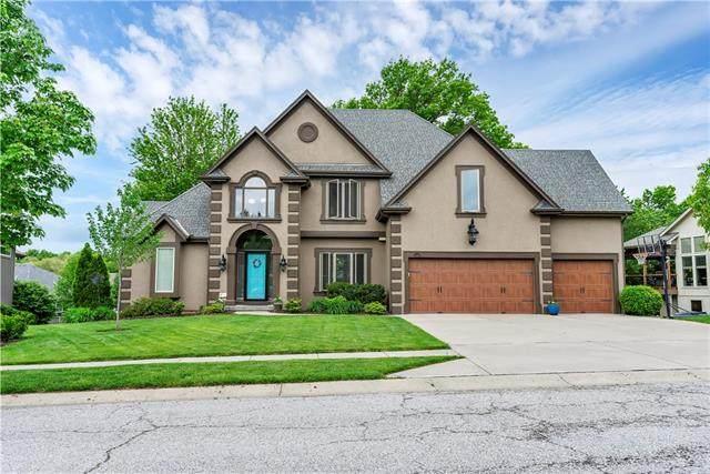 10308 N Dallas Avenue, Kansas City, MO 64154 (#2323526) :: Team Real Estate