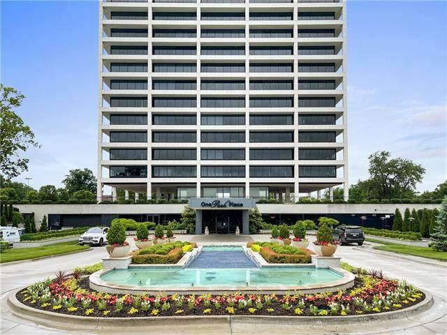 700 W 31st Street #1202, Kansas City, MO 64108 (#2323848) :: Team Real Estate
